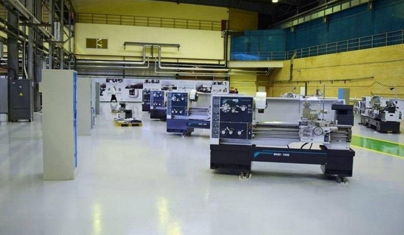 Металлообрабатывающий завод в подмосковье