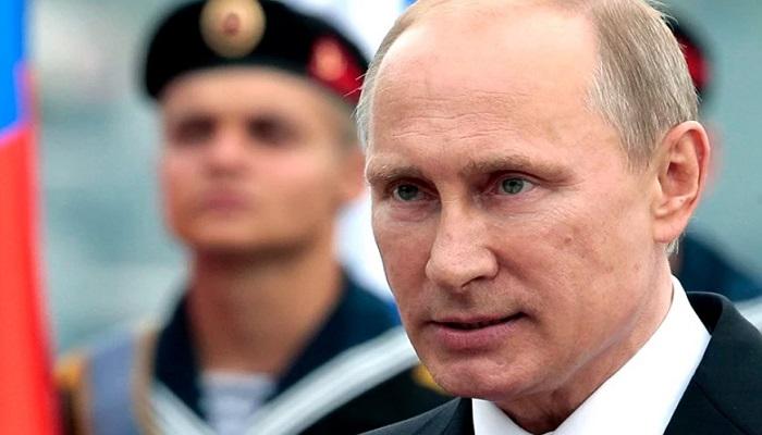 Путин и армия