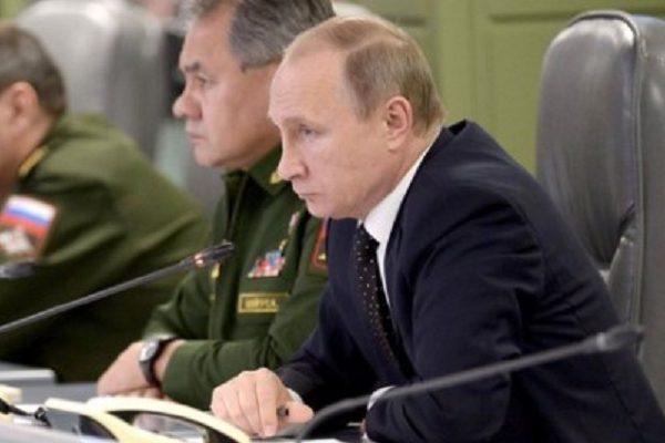 Путин и программа вооружений