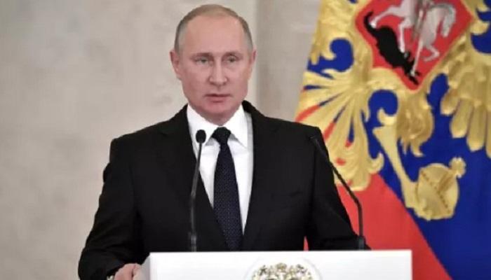 Путин в Мюнхине