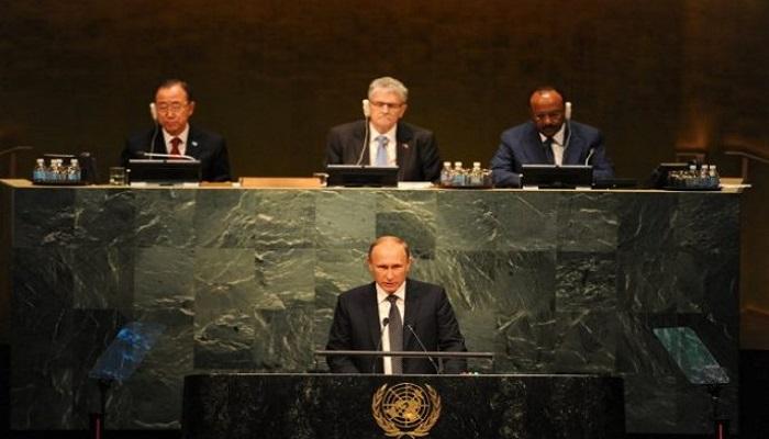 Путин выступление в ООН 2015 год