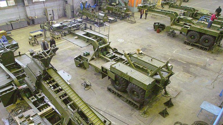 ЗРК С-500