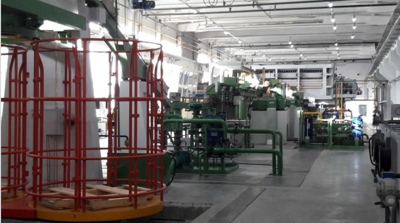 Завод попроизводству медной катанки вСамарской области