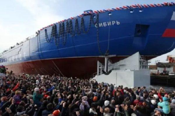 ледокол Сибирь