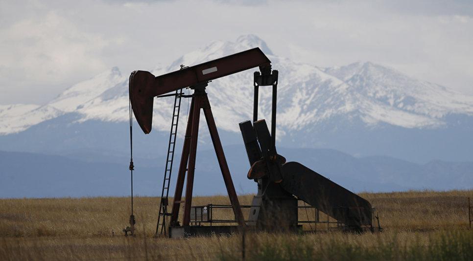 нефтенная вышка