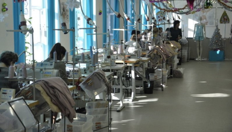 швейная фабрика в Смоленской области