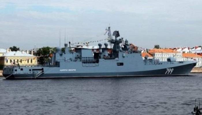 сторожевой корабль 11356Р
