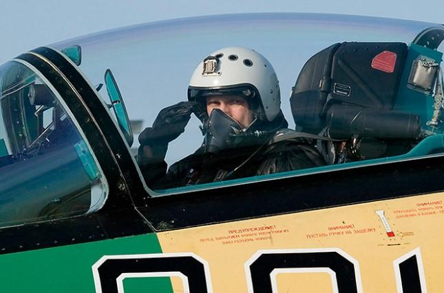 су-35 пилот