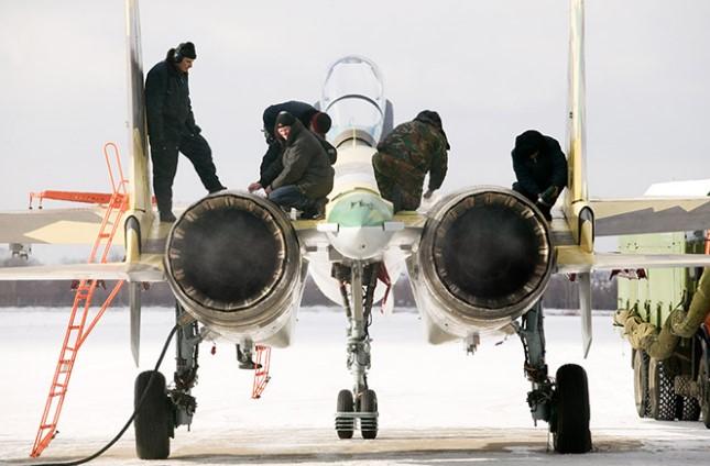 су-35 ремонтники