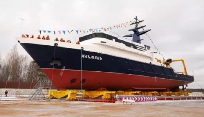 судно Ильмень