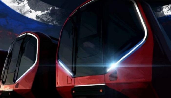 Новые поезда России