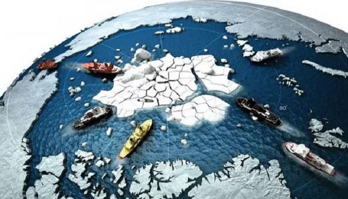 арктика и корабли