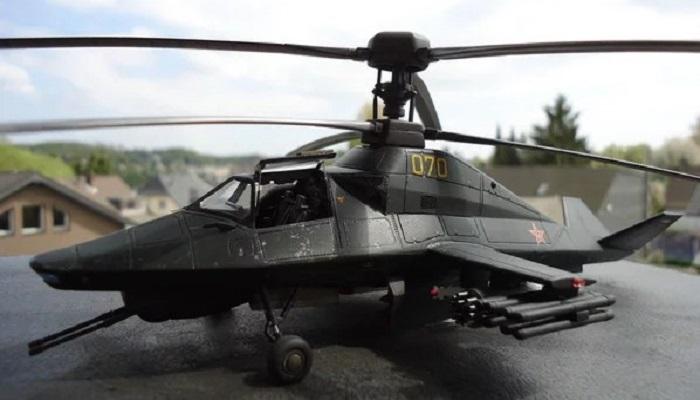 вертолет ка-58