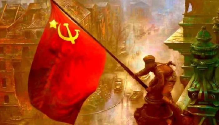 победа в вов 1945