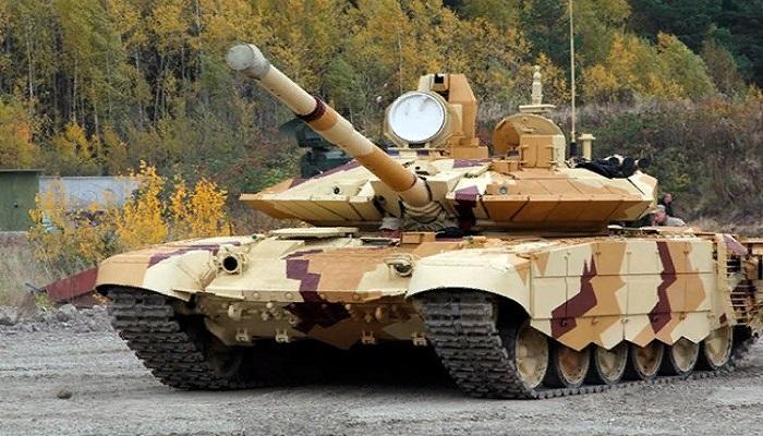 Т90М танк