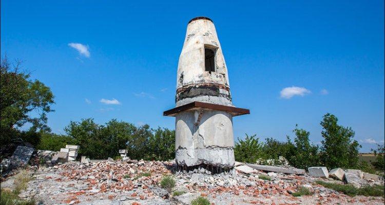 «Лунодром» маяк
