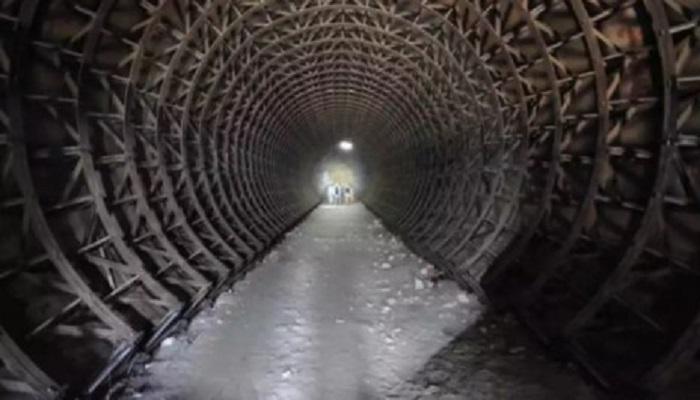 Система кактакомб в Керченской крепости