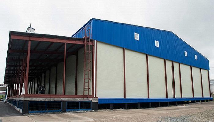 В Приморском крае запущен новый холодильный комплекс