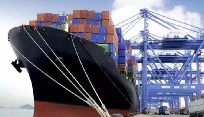 Полная загрузка российских портов