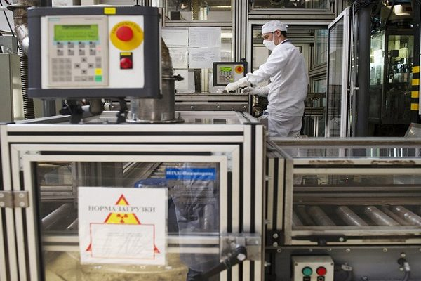 Промышленные производства России