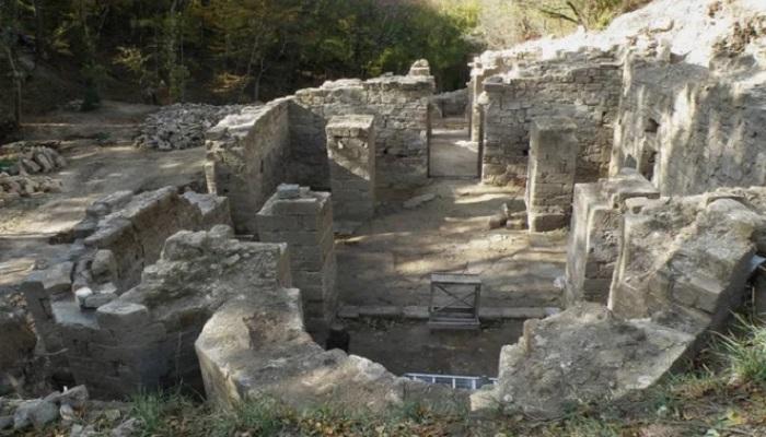 Крымские раскопки